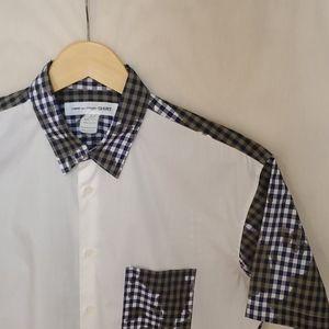 COMME des GARÇONS Shirt L